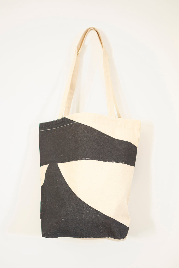 CAUDOR - Black | Tote Bag | Upton