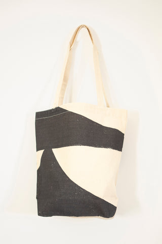 CAUDOR - Black | Tote Bag