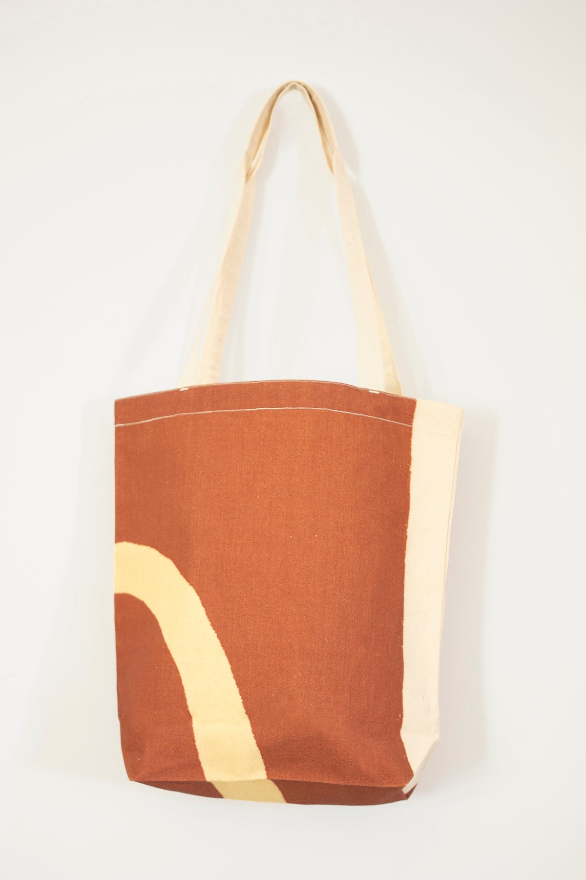 TRUSS - Rust | Tote Bag