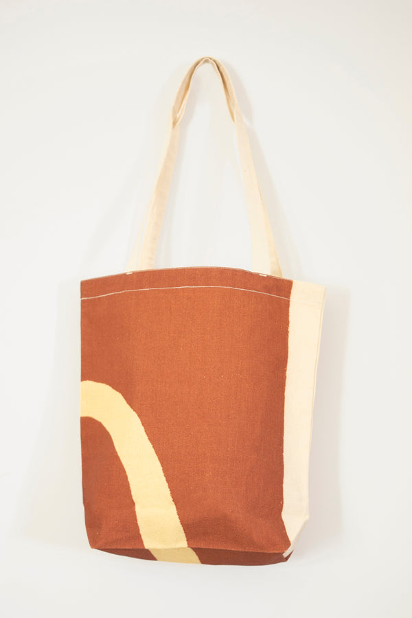 TRUSS - Rust | Tote Bag | Upton