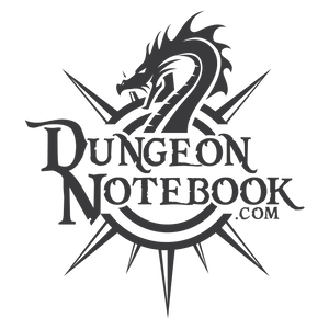 Dungeon Notebook .com