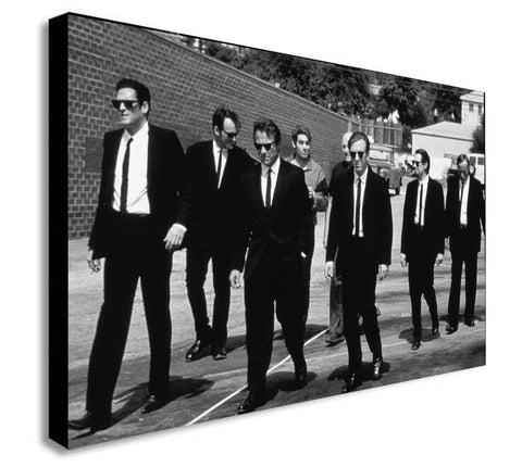 Reservoir Dogs - Canvas Wall Art Framed Print - Various Sizes