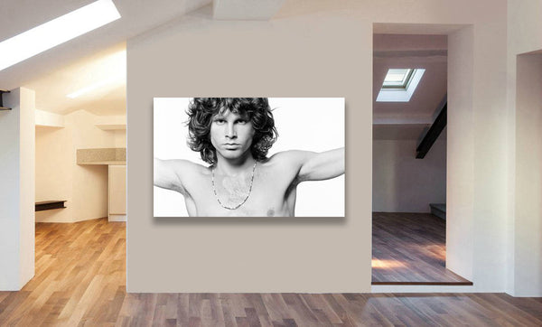 Jim Morrison - The Doors Canvas Wall Art Print - Various Sizes