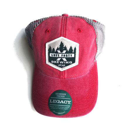 Basecamp Patch Hat