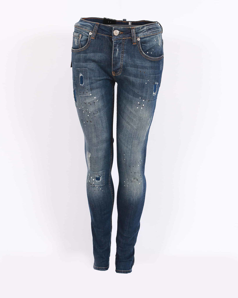 Toulouse Jeans Blauw