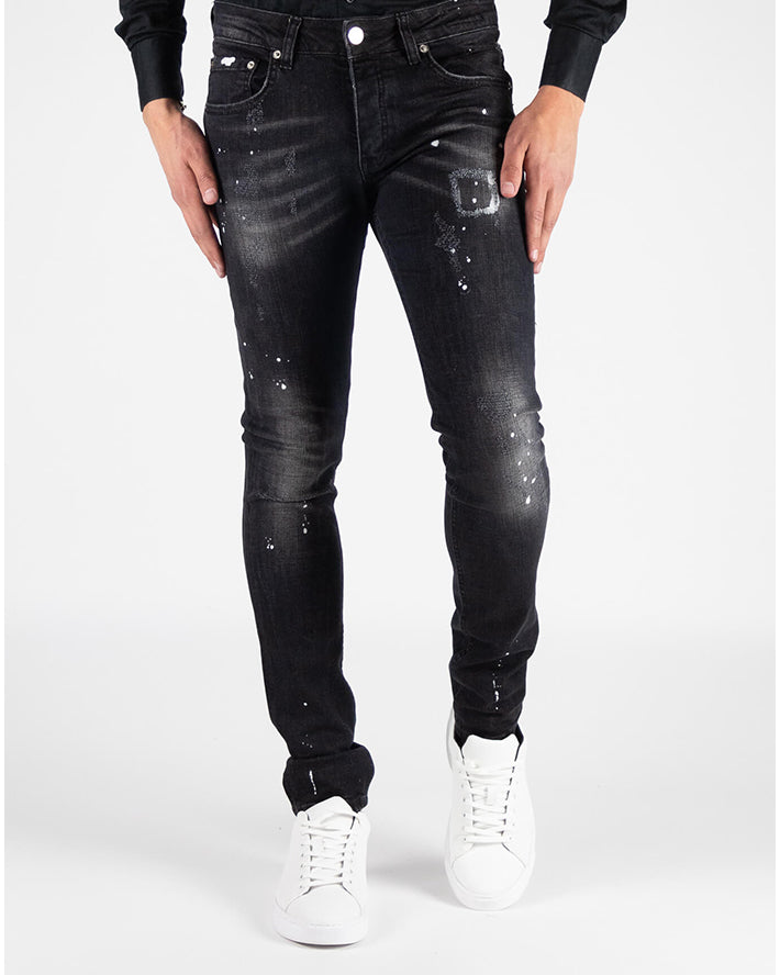 Chaves Jeans Zwart