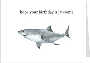 Hope Your Birthday Is Jawesome