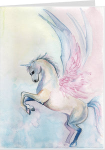 Unicorn / Alicorn Card