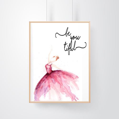Be You Tiful  Ballerina