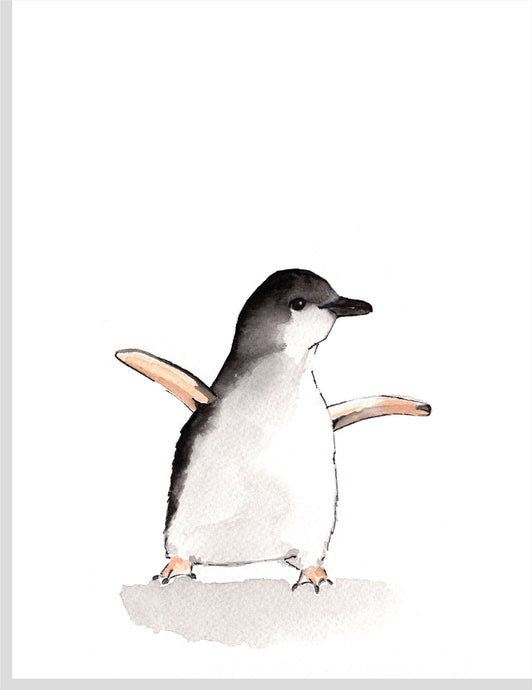 Happy Little Penguin