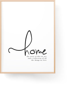 Home: The Story of Who We Are Digital Download