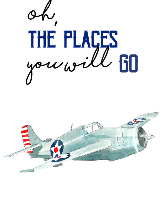 Dr Seuss - The Places You Will Go