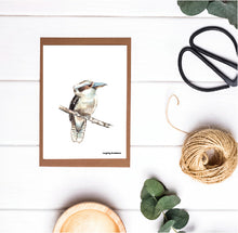 Laughing Kookaburra 1 Card