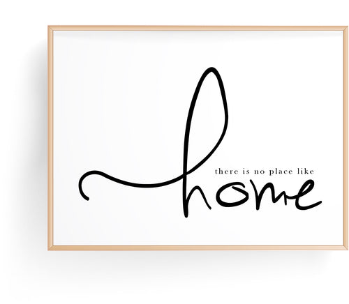 There's No Place Like Home Digital Download