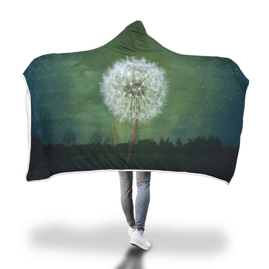 Dandelion Hooded Blanket - 2 sizes - My Diva Baby