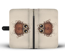 Coffee Owl - Phone Wallet