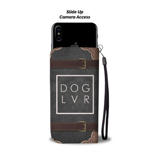 DOG LVR - Phone Wallet - My Diva Baby