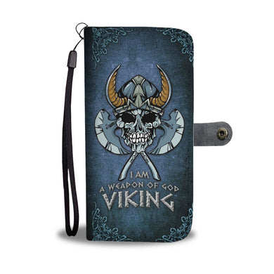 Viking - Phone Wallet - My Diva Baby