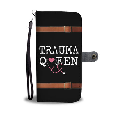 Trauma Queen - Phone Wallet