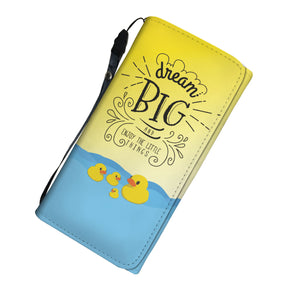 Dream Big - Women's Wallet - My Diva Baby