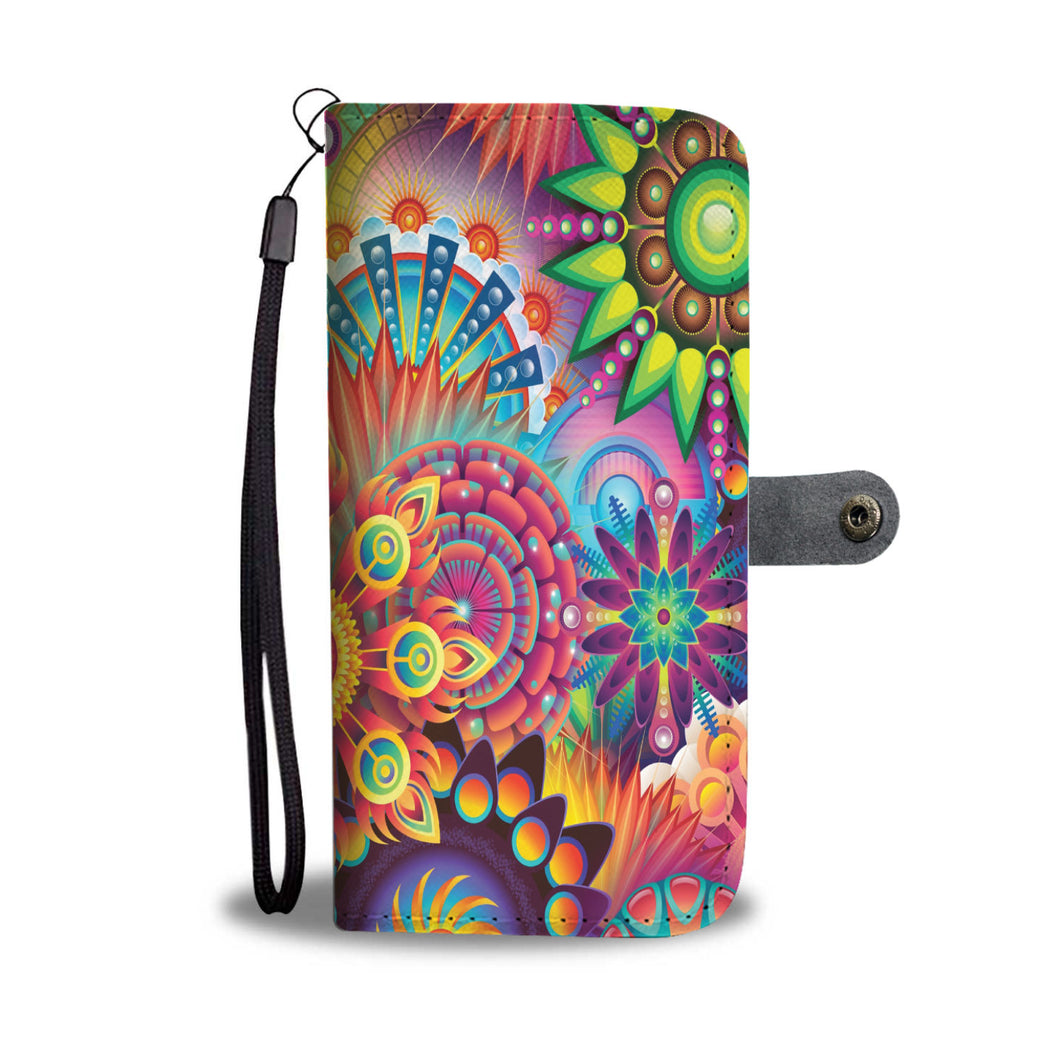 Bright Mania - Phone Wallet