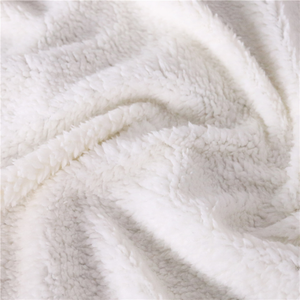 White Arrow Sherpa Throw Blanket - 4 sizes
