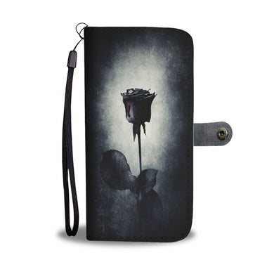 Blood Rose - Phone Wallet