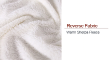 Fire and Ice by JoJoesArt Sherpa Throw Blanket - 4 sizes