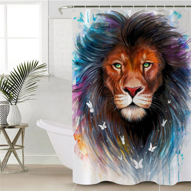 Memories by Pixie Cold Art Shower Curtain