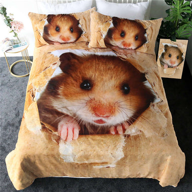 Hamster Doona Cover 2/3pc set