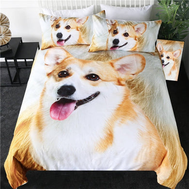 Corgi Doona Cover 2/3pc set