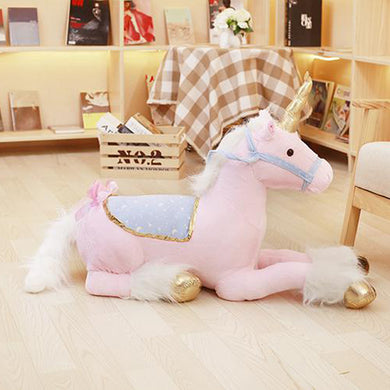 Plush Unicorn 1mtr - My Diva Baby