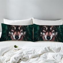 Wolf 3D Pillowcase 2pcs - My Diva Baby