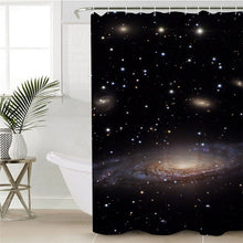 Galaxy Group Shower Curtain - Waterproof - 3 Styles - My Diva Baby