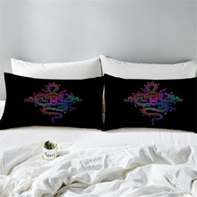 Mythical Chinese Dragon Pillowcase 2pcs - My Diva Baby
