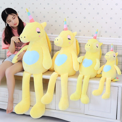 Large Plush Unicorn - 4 sizes