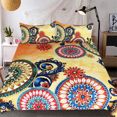 Kaleidoscope Doona Cover 3pc set