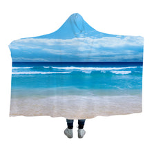Beach Hooded Blanket - 2 sizes - My Diva Baby
