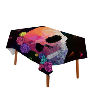 Crystal Skull Tablecloth - Waterproof