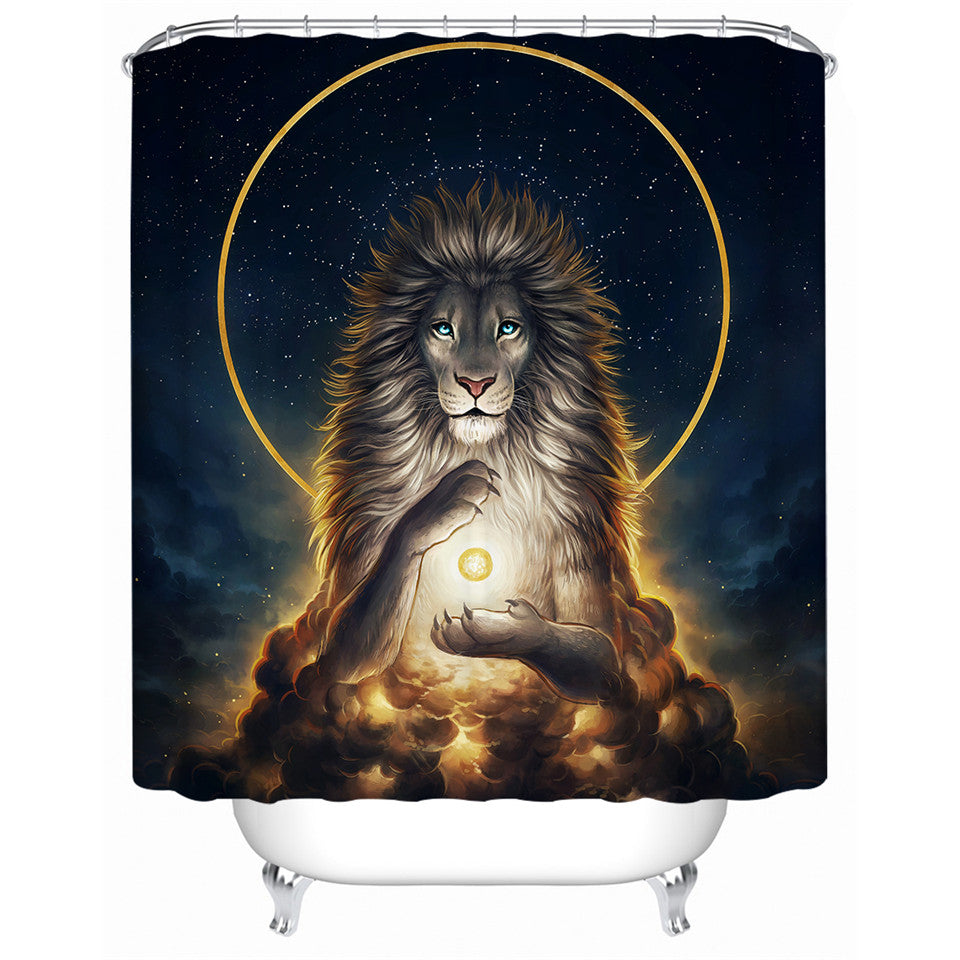 Soul Keeper by JoJoesArt Shower Curtain