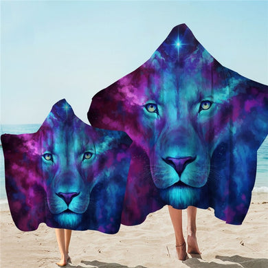 Firstborn by JoJoesArt Hooded Towel - 2 sizes