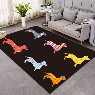 Mini Dachshund - Large Mat - 3 sizes