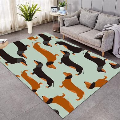 Sausage Dog - Dachshund - Large Mat - 3 sizes