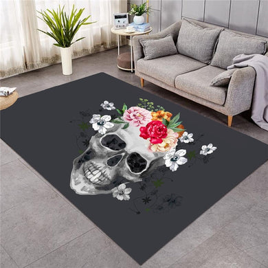 Sugar Skull - Large Mat - 3 sizes
