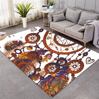 Bohemian Dreamcatcher - Large Mat - 3 sizes