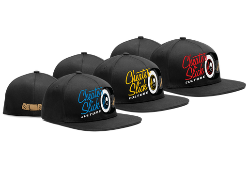 Flex Fit Logo Hats.