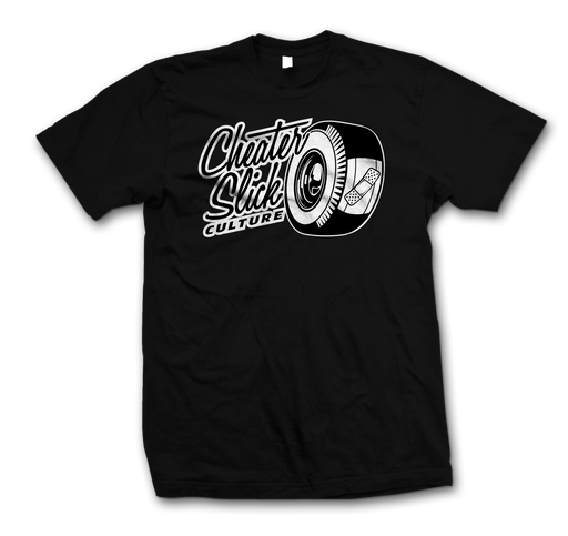 The Original Logo Tee Black.