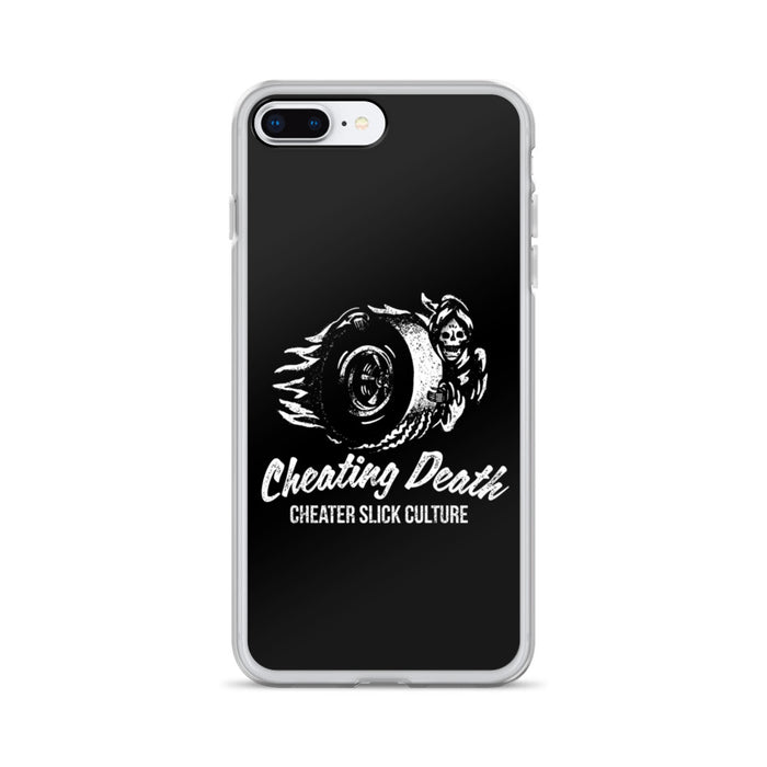 Cheating Death iPhone Case