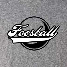 NEW Foosball Retro T-Shirt