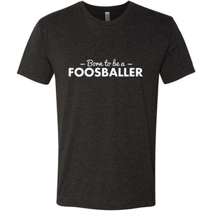 Born to be a foosballer